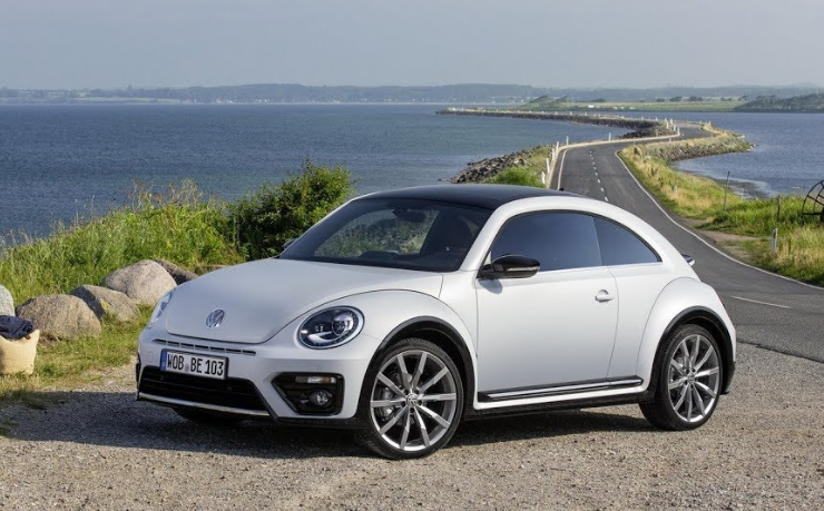 2020 Volkswagen Beetle Owners Manual