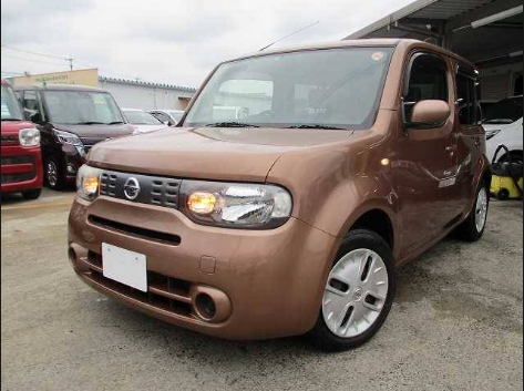2013 Nissan Cube Owners Manual