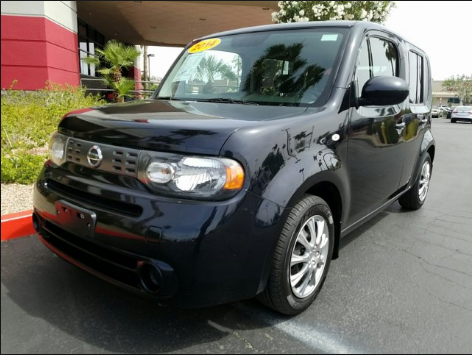 2014 Nissan Cube Owners Manual