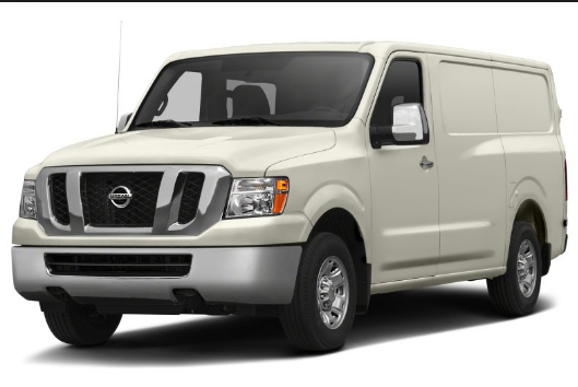 2014 Nissan NV Owners Manual