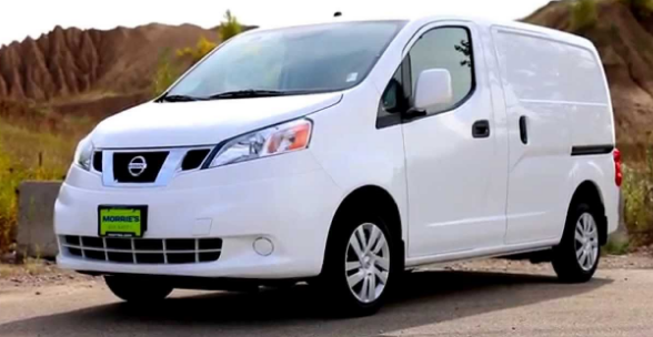 2015 Nissan NV200 Owners Manual