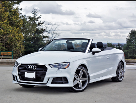 2018 Audi A3 Cabriolet Owners Manual