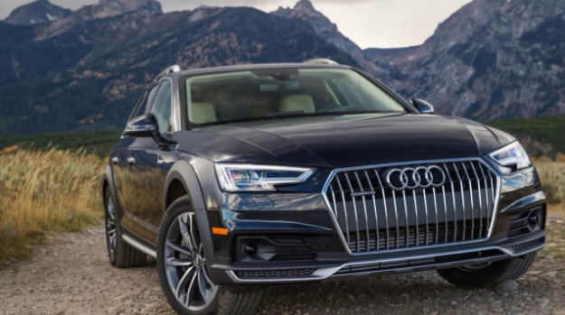 2018 Audi A4 Allroad Owners Manual