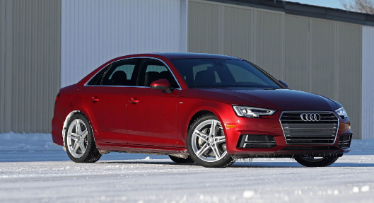 2018 Audi A4 Owners Manual