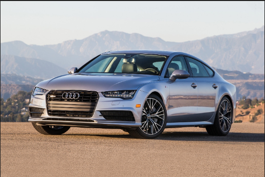 2018 Audi A7 Owners Manual