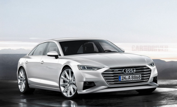 2018 Audi A8 Owners Manual
