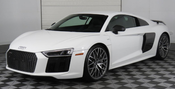 2018 Audi R8 Coupe Owners Manual