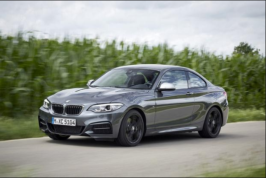 2018 BMW 2-Series Owners Manual