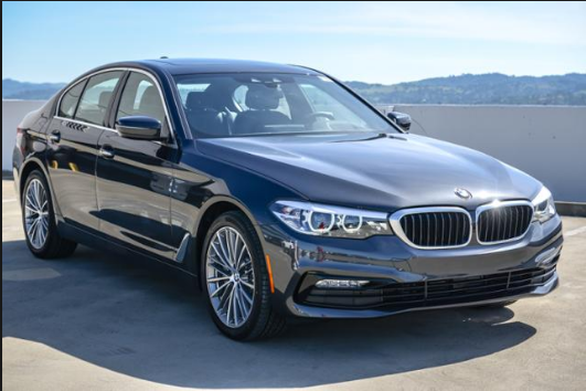 2018 BMW 5-Series Owners Manual