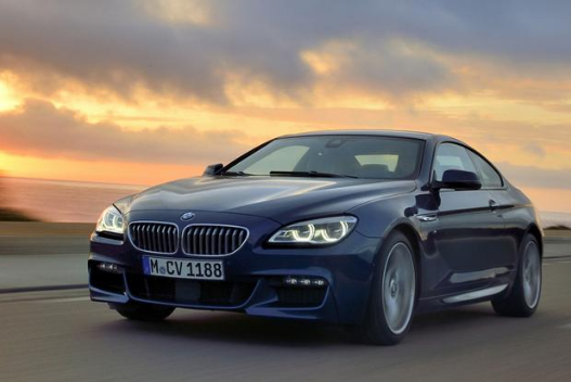 2018 BMW 6-Series Owners Manual