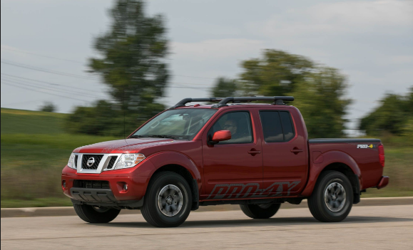 2018 Nissan Frontier Owners Manual