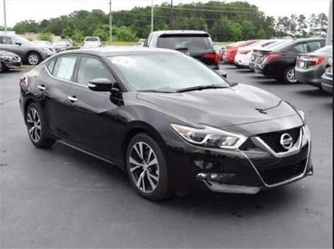 2018 Nissan Maxima Owners Manual