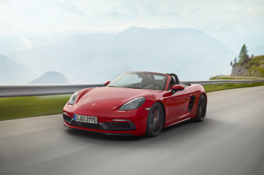 2018 Porsche 718 Owners Manual