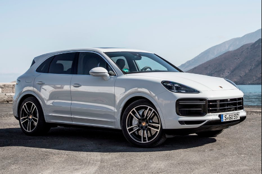2018 Porsche Cayenne Owners Manual