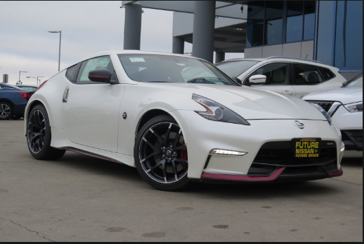 2019 Nissan 370Z Coupe Owners Manual