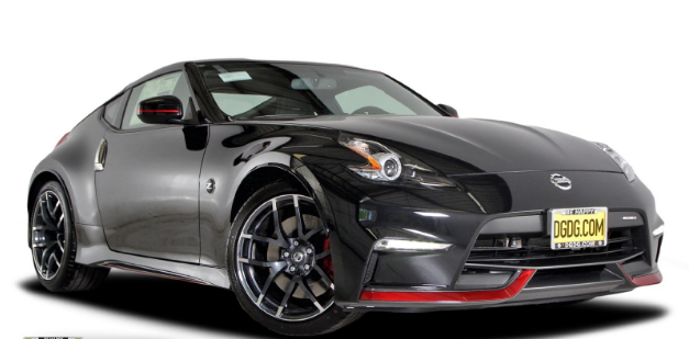 2019 Nissan 370Z Owners Manual