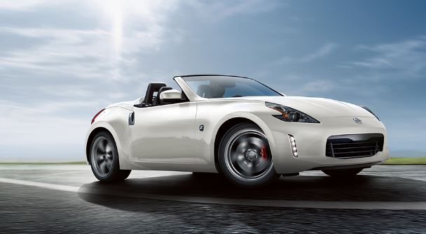 2019 Nissan 370Z Roadster Owners Manual