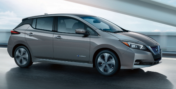 2019 Nissan Leaf Owners Manual