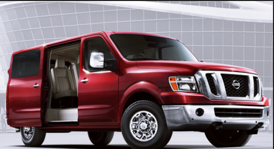 2019 Nissan NV Owners Manual