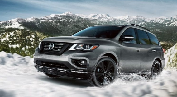 2020 Nissan Pathfinder Owners Manual