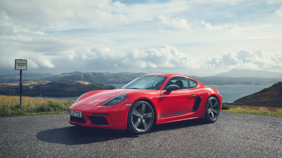 2020 Porsche 718 Owners Manual