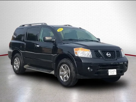 2015 Nissan Armada Owners Manual