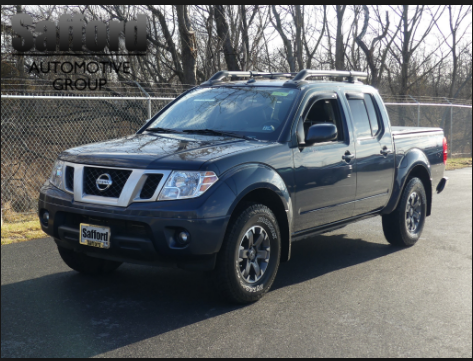 2015 Nissan Frontier Owners Manual