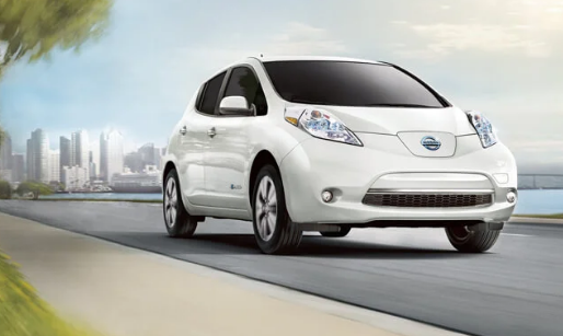 2015 Nissan Leaf Owners Manual