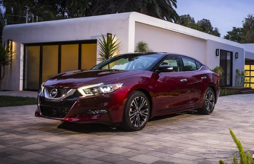2015 Nissan Maxima Owners Manual