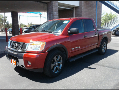 2015 Nissan Titan Owners Manual