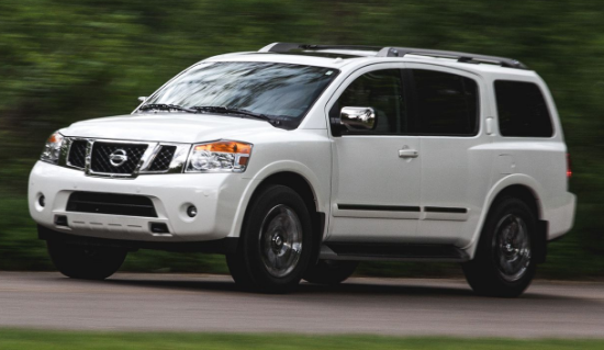 2016 Nissan Armada Owners Manual