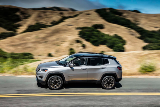 2017 Jeep New Compass Owners Manual