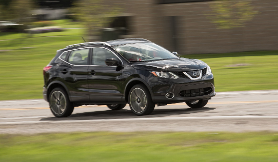 2017 Nissan Rogue Sport Owners Manual