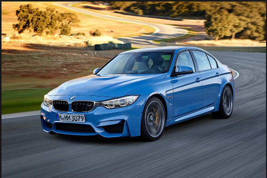 2018 BMW M3 Owners Manual