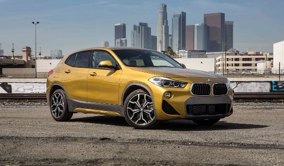 2018 BMW X2 Owners Manual