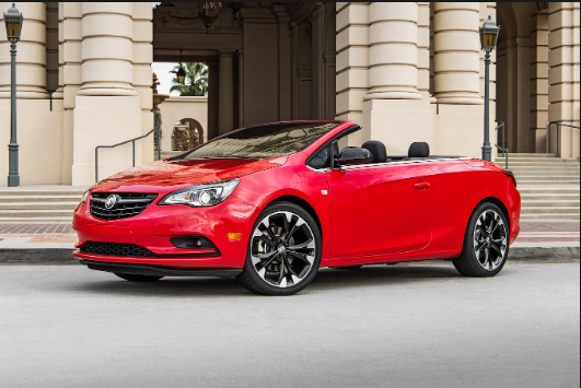2018 Buick Cascada Owners Manual