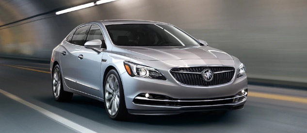 2018 Buick Lacrosse Owners Manual