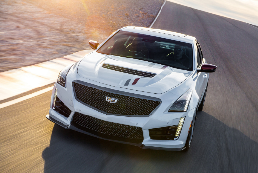 2018 Cadillac ATS-V Sedan Owners Manual