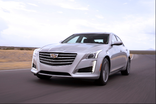 2018 Cadillac CT5 Owners Manual