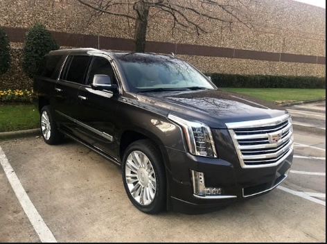 2018 Cadillac Escalade ESV Owners Manual