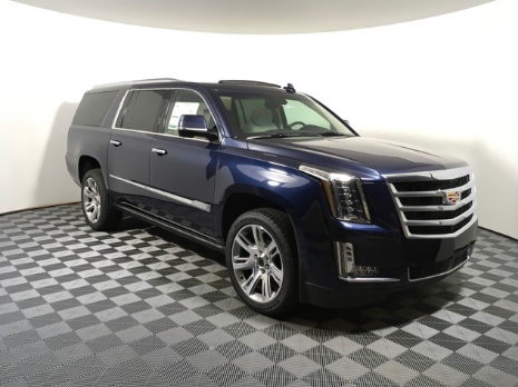 2018 Cadillac Escalade Owners Manual