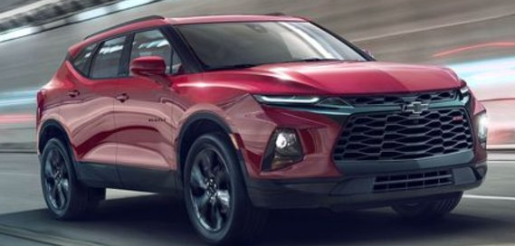 2018 Chevrolet Blazer Owners Manual