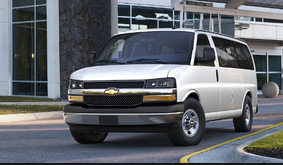 2018 Chevrolet Express Passenger Owners Manual