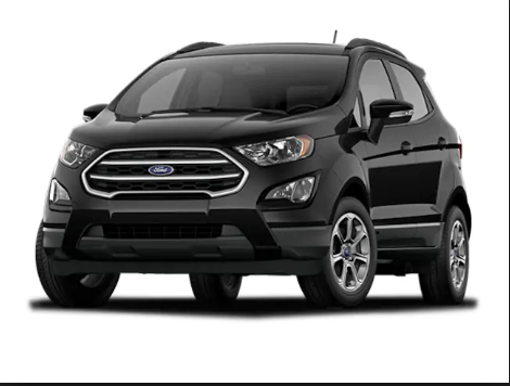 2018 Ford Ecosport SE Owners Manual