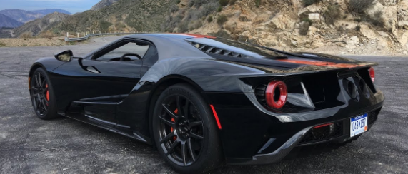 2018 Ford GT Specs