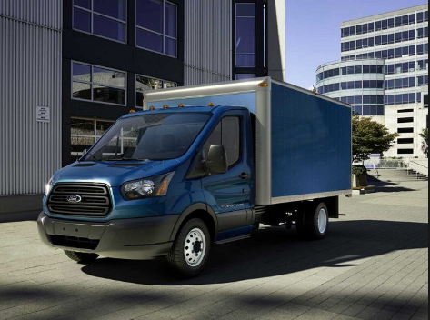 2018 Ford Transit Chassis Owners Manual