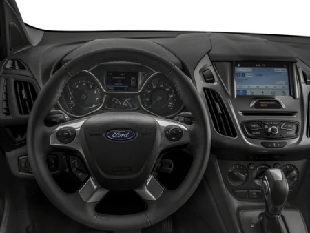 2018 Ford Transit Connect Wagon Interior