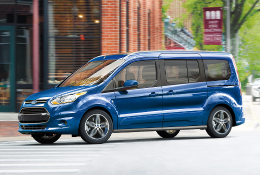 2018 Ford Transit Connect Wagon Owners Manual