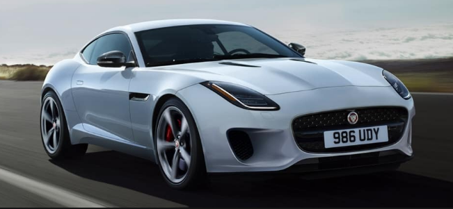 2019 Jaguar F-Type Owners Manual