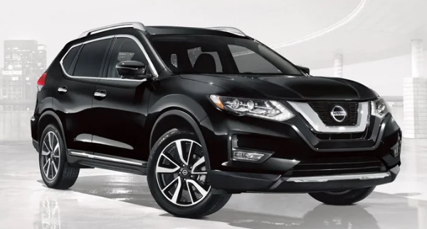 2019 Nissan Rogue Owners Manual